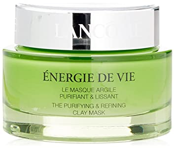 Energie De Vie The Purifying & Refining Clay Mask 2.6oz noyah Organic Lip Balm, Spearmint