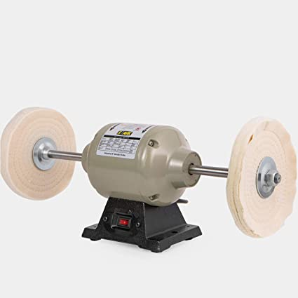 Admirable Xtremepowerus Benchtop Polisher Buffering Jewelry Buffer Grinder 3 4Hp Heavy Duty Dual Wheel Machine 8 Forskolin Free Trial Chair Design Images Forskolin Free Trialorg