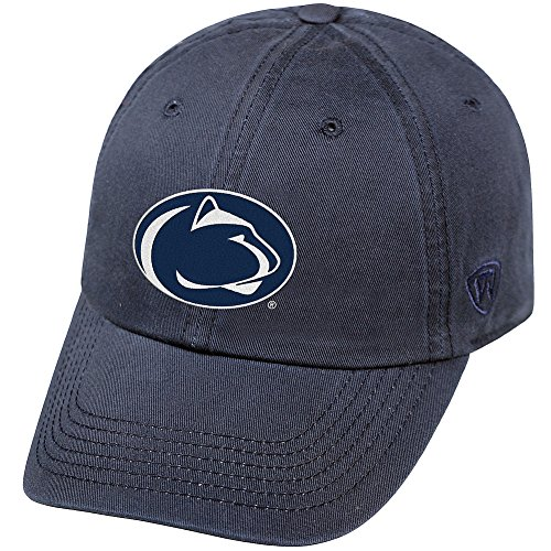 Top of the World Penn State Nittany Lions Men's Hat Icon, Navy, Adjustable (Hats State Penn)