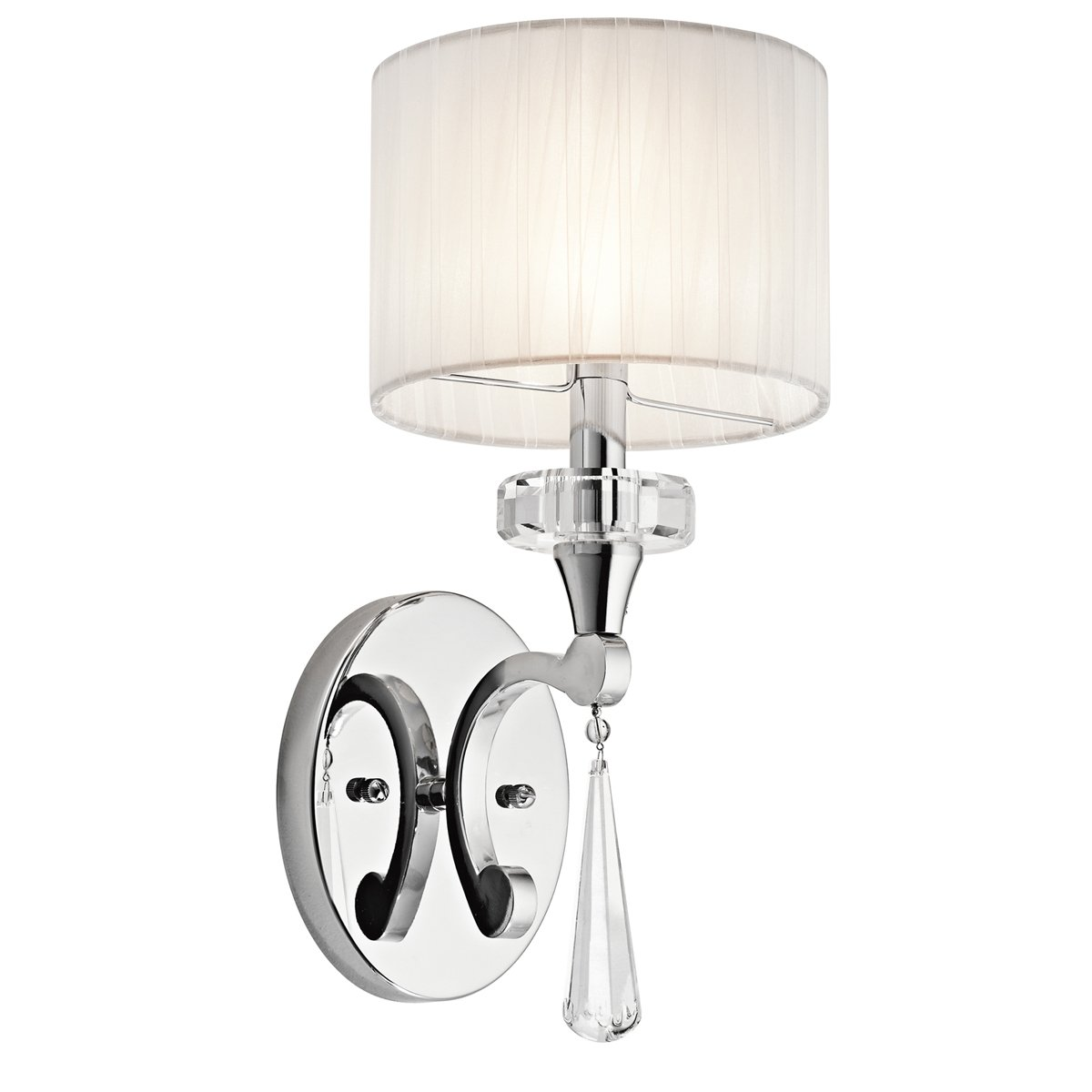 sescolite sconce etched bath lighting light one progress sku polished brand chrome lt opal glass bathroom