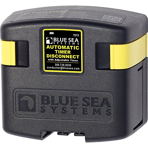 Blue Sea Systems 12V, 120A Automatic Timer Disconnect