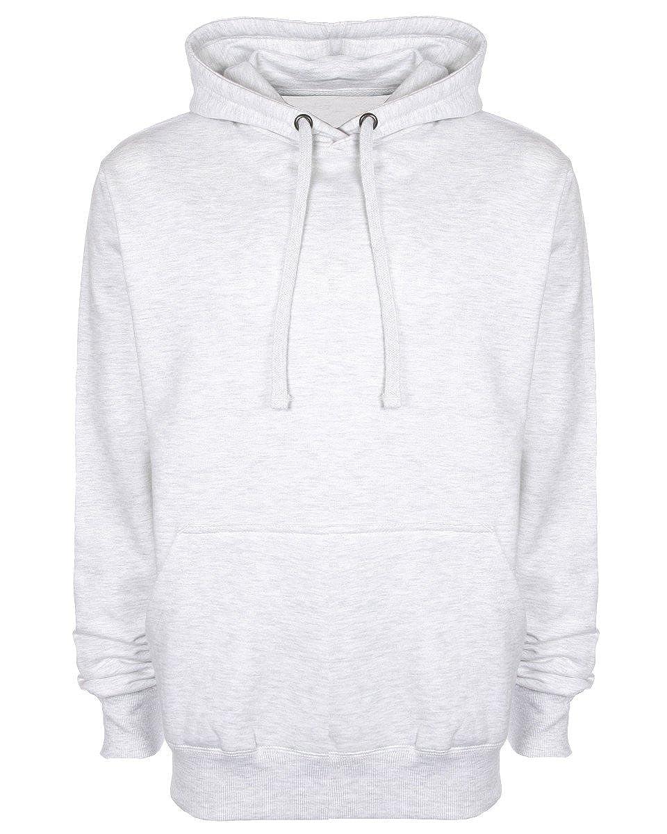 FDM Damen Tagless Hoodie Kapuzenpullover Sweater