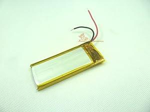 3.7v Li-ion Polymer Internal Battery Repair Replacement for iPod Nano 6th Gen 8gb 16gb