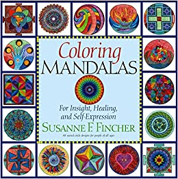 coloring mandalas 1 for insight healing and self expression