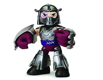 Turtles - Figura articulada Shredder, Tortugas Ninja Héroes (96315)