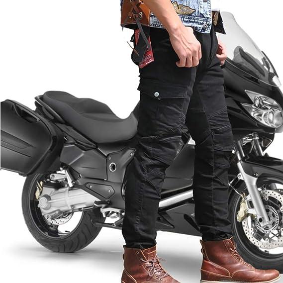 Cbbi Wcci Sportliche Motorrad Hose Mit Protektoren Motorradhose Mit Oberschenkeltaschen Bekleidung
