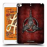 Official Star Trek Empire Klingon Badges Hard Back Case Compatible for iPad Mini (2019)