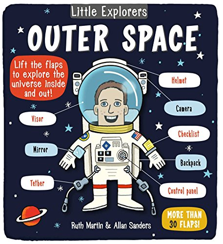 space interactive book - 2