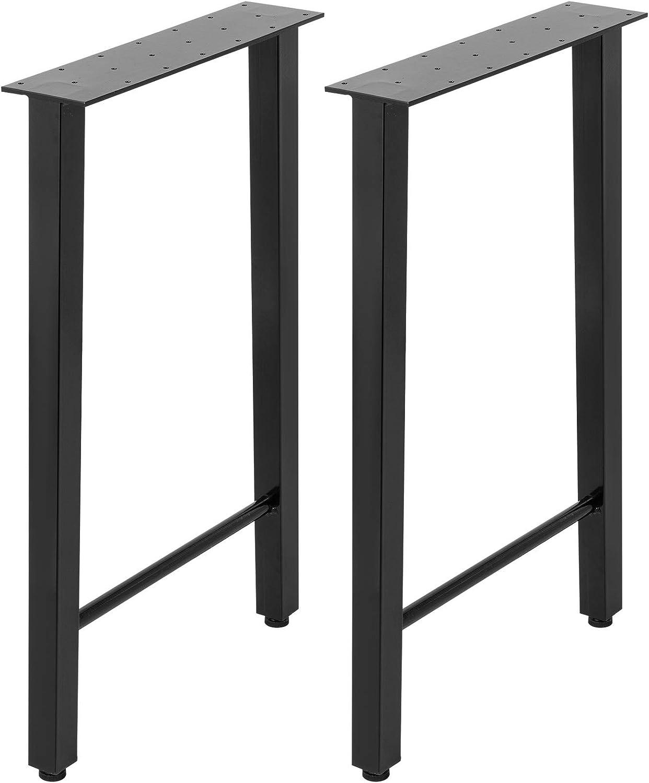 Pressed Steel Machine Shop Table Legs
