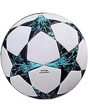 ieenay - Balón de fútbol de Piel sintética para Deportes al Aire Libre, Ideal como