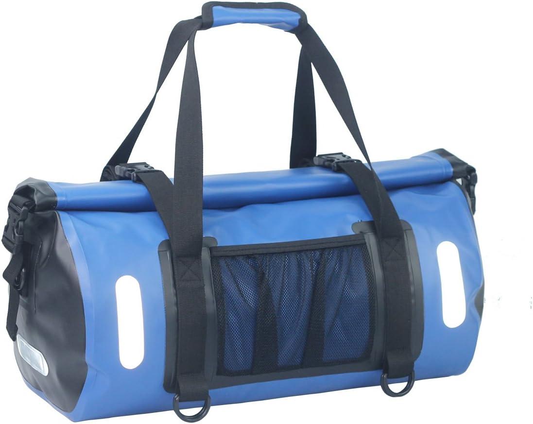 Black Nexus Silva Access 45WP Waterproof Duffel Bag 45ltr