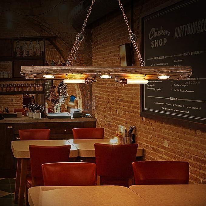 Amazon.com: Ladiqi - Lámpara de techo para cocina, bar ...