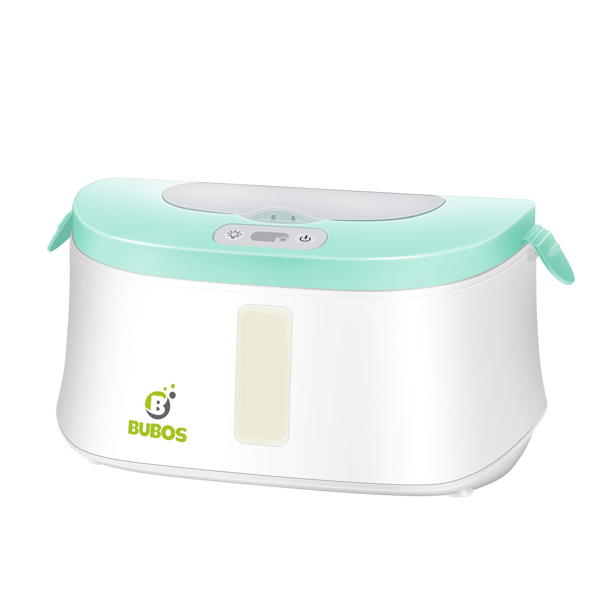 Bubos Wipe Warmer and Wet Wipes Dispenser with Advanced LED Night Light by B Bubos