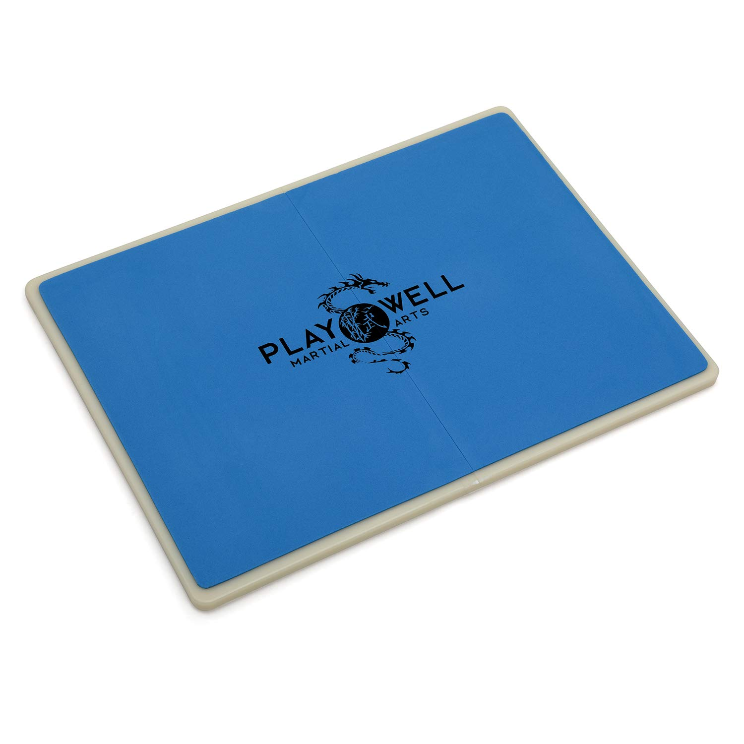 Playwell Martial Arts Childrens Break/Smash Rebreakable Boards - Blue by Playwell