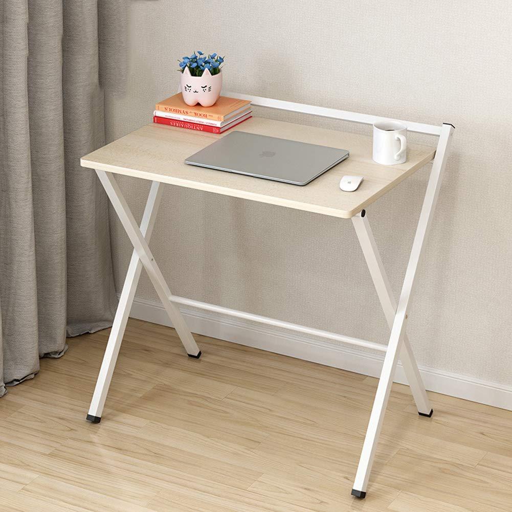 Easy Folding Computer Desk, Easy to Install Home Desk Desktop Computer Desk