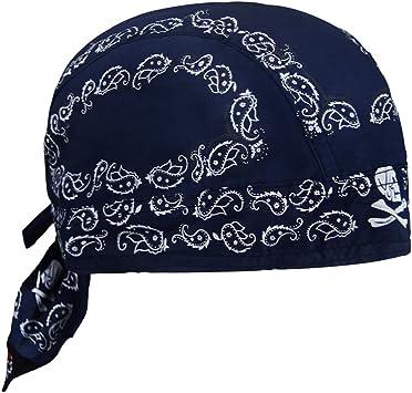 Afinder Unisex Bandana Cap Sport Kopftuch Kopfband Biker Hat Piratentuch UV Schutz Schnelltrocknend Stirnband Sport Fahrrad Radsport Motorrad Mustern M/ütze