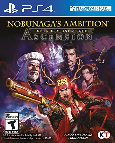 Nobunaga's Ambition: Sphere of Influence - Ascension - PlayStation ()
