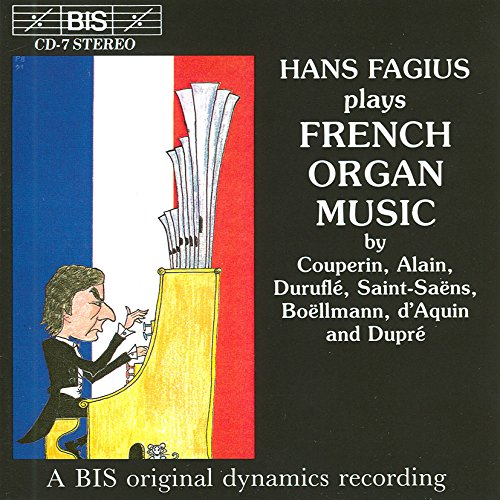 Plays French Organ Music
