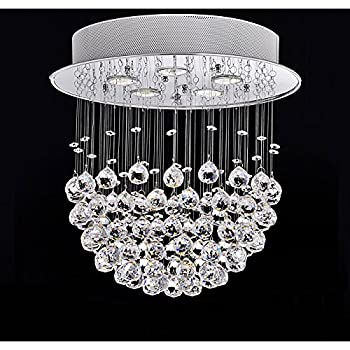 New Orleans 5-light Crystal Chandelier - Chandeliers For Dining ...