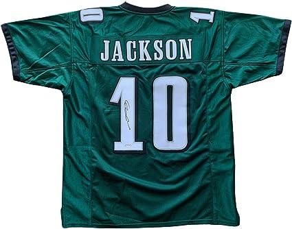 Desean Jackson signed jersey NFL Philadelphia Eagles PSA COA at ...
