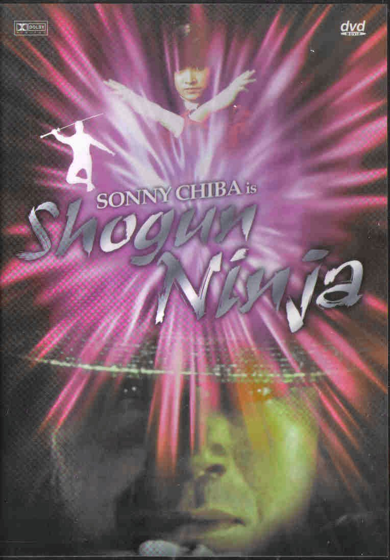 Amazon.com: Sonny Chiba is Shogun Ninja (DVD): Everything Else