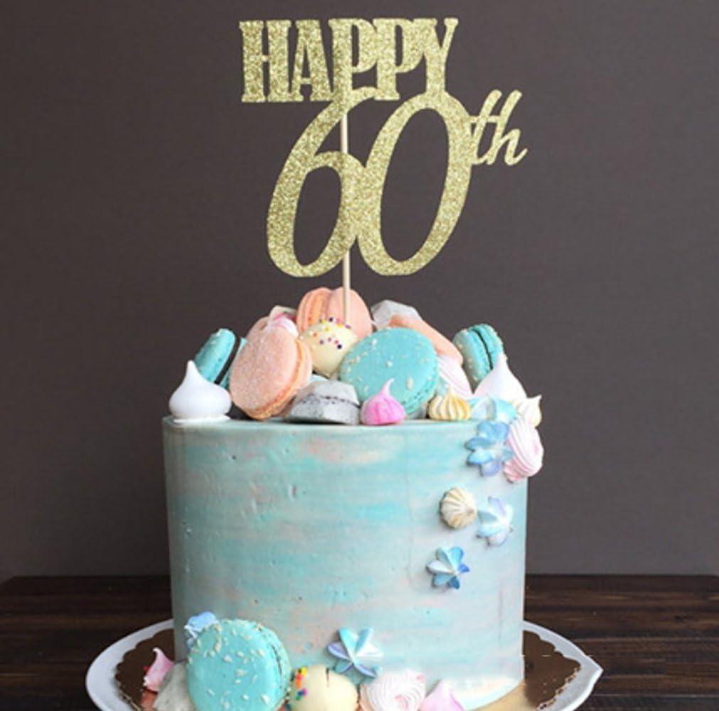 Magnificent 50 Birthday Cake Topper Kootips Handmade Happy 50Th Birthday Cake Funny Birthday Cards Online Alyptdamsfinfo