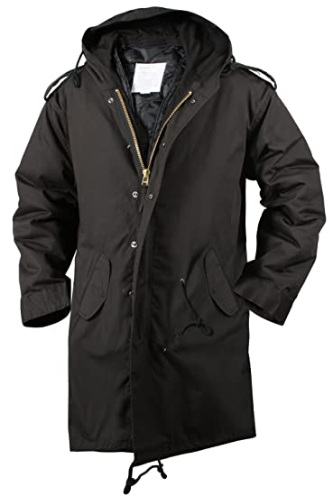 Amazon.com : Rothco M-51 Fishtail Parka : Sports & Outdoors