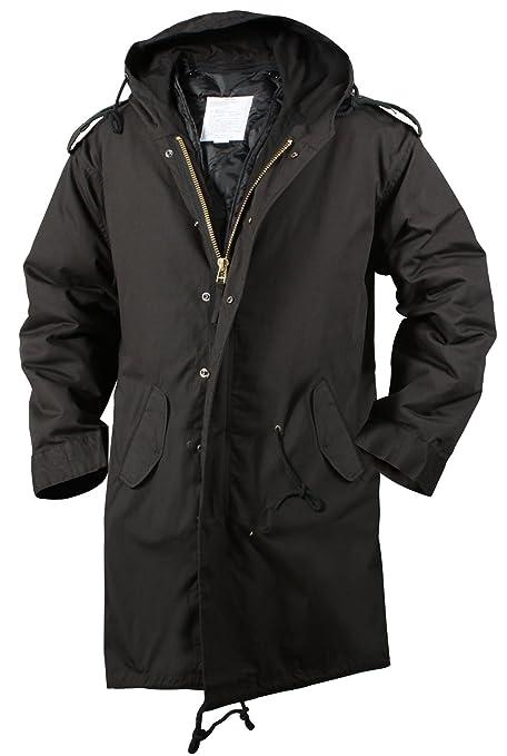 Amazon.com  Rothco M-51 Fishtail Parka  Sports   Outdoors 2e32870b291