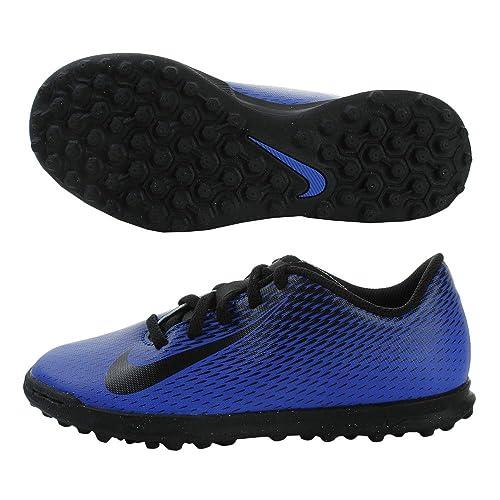 premium selection b3ded 5ac1c Nike Jr Bravata II Tf, Scarpe da Calcetto Indoor Unisex-Bambini,  Multicolore (
