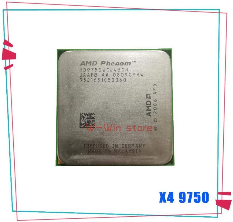 AMD Phenom X4 9750 2.4 GHz 95W Quad-Core CPU Processor HD9750WCJ4BGH//HD975BWCJ4BGH Socket AM2+