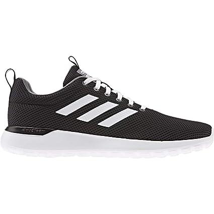 Adidas Homme Adidas Lite Racer Slip ON Blanc Noir Gris