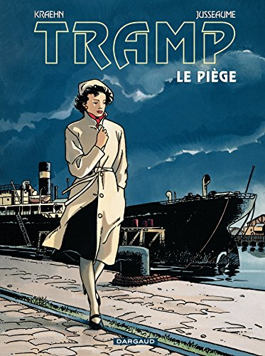 Tramp - Tome 1 - Le piège (French Edition) by Jean-Charles Kraehn