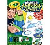 Arts & Crafts : Crayola Marker Airbrush Set, (04-8727)