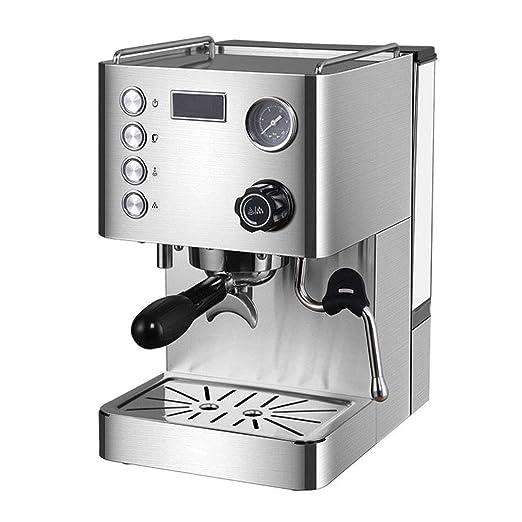 Cafetera Compacta, Cafetera De Bomba Comercial Semiautomática ...