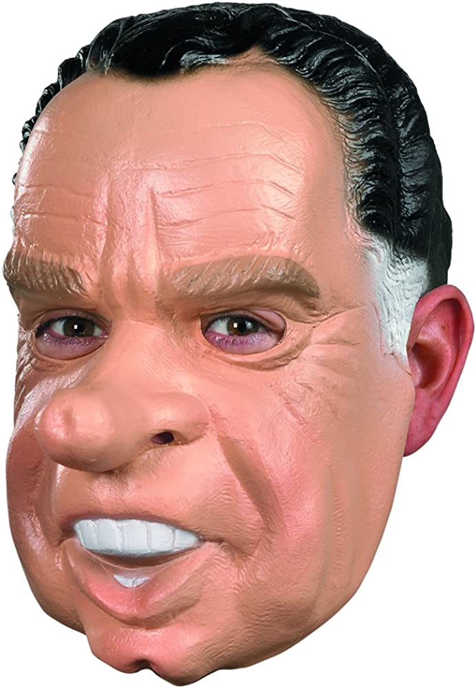 B00001QHXX Disguise Richard Nixon Mask 61ogLCR5AtL