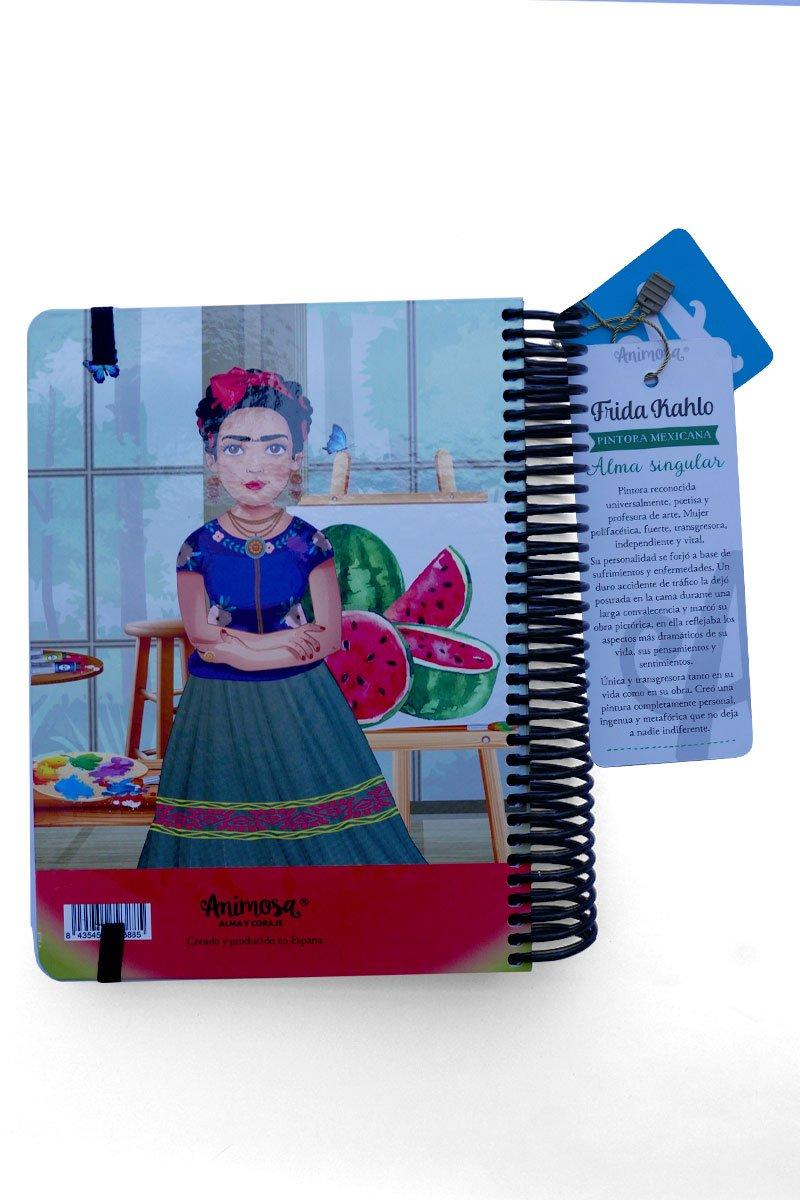 Agenda 2019 Frida Sandias: Amazon.es: Libros
