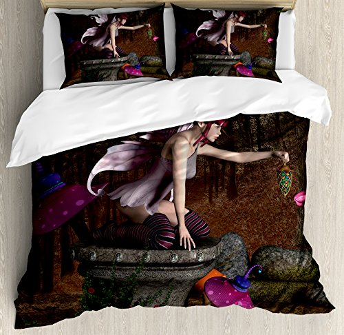 magical fairy bedding
