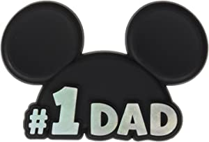 Disney Mickey Mouse Ears #1 Dad Magnet Novelty Magnet