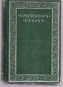 emerson essays amazon Essayist, poet, and philosopher, ralph waldo emerson  amazoncom barnes&noblecom - $0  self-reliance, and other essays.