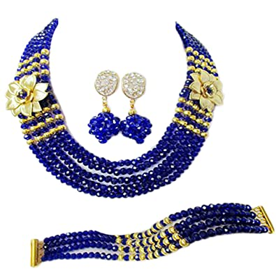 Special Section African Beads Costume Bridal Wedding Sets For Pretty Girl Consumers First Jewelry & Watches Fashion Jewelry