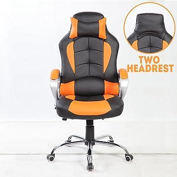 btm luxury racing gaming designer office chair desk chair plus