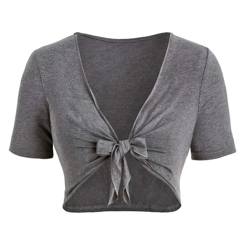 TOFOTL Einzigartige stilvolle Frauen Kurzarm StilvollPrint Flare Kleid