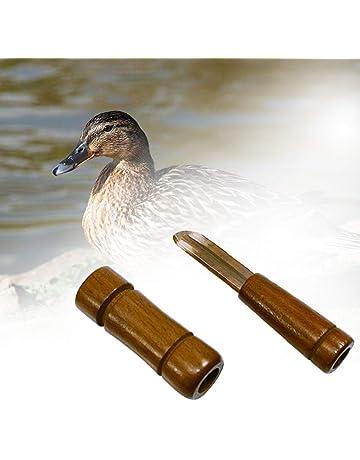 SegRJ: silbato de caza de pato de gran llamada, para tiro en puerta,