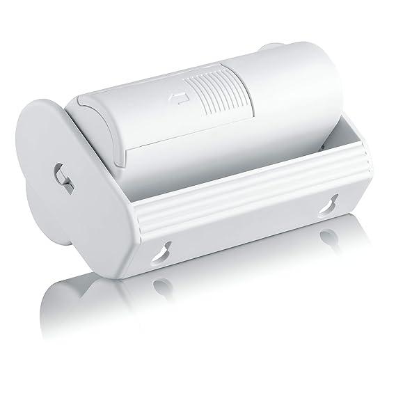 SEBSON Sensor Movimiento con alarma y con sonido para tiendas, Alarma timbre, Alimentado por Batería, Alarma de Seguridad: Amazon.es: Hogar