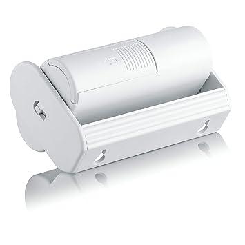 SEBSON Sensor Movimiento con alarma y con sonido para tiendas, Alarma timbre, Alimentado por Batería, Alarma de Seguridad