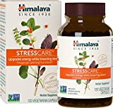 Himalaya StressCare with Ashwagandha & Gotukola for Natural Stress Relief, 120 Capsules, 1 Month Supply