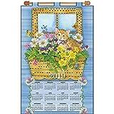 Design Works Window Box Calendar Felt & Sequin Kit