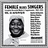 Female Blues Singers, Vol. 12: 1922-35