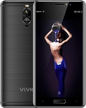 Smartphone 4G Android 7.0, VIVK R2 Dual SIM 5.5 Pulgadas Teléfono ...