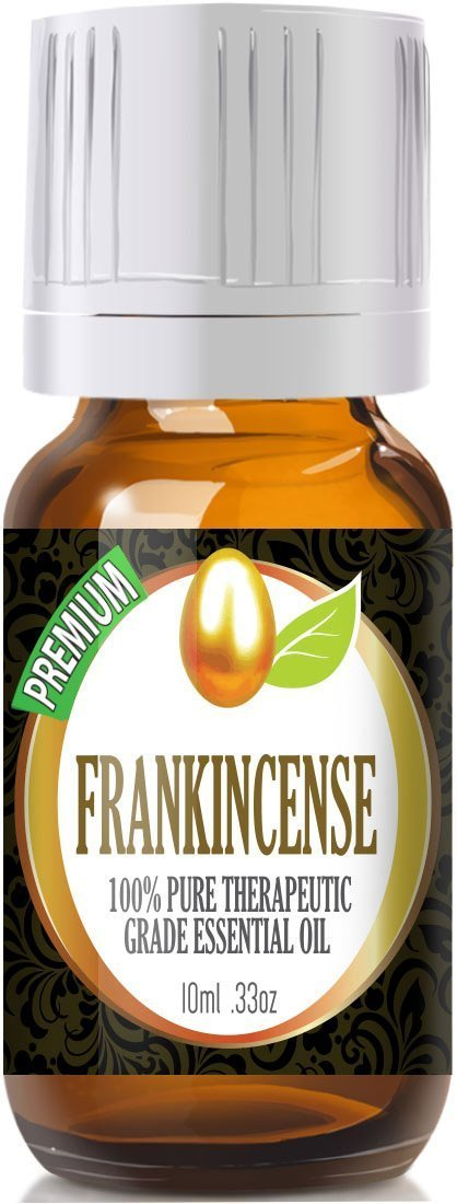 Frankincense Essential Oil - 100% Pure Therapeutic Grade Frankincense Oil - 10ml